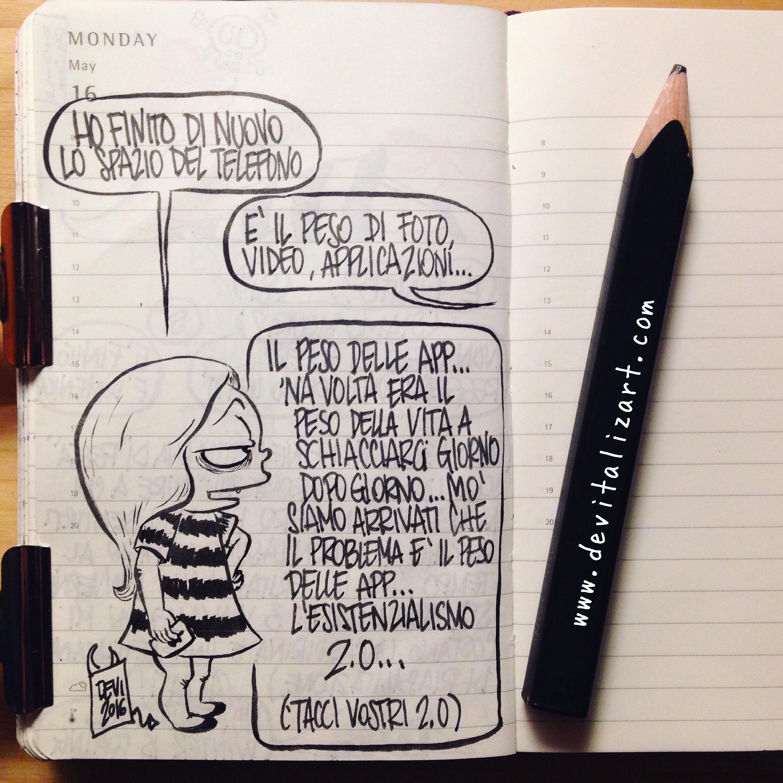 L'esistenzialismo 2.0 del lunedì.