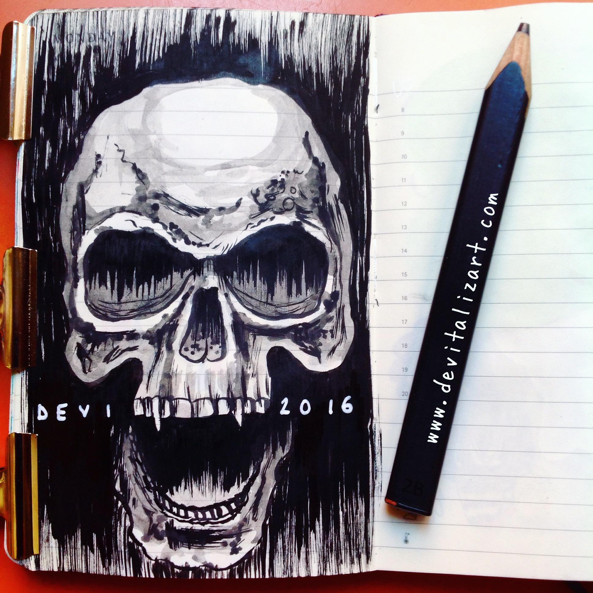 #Skull.